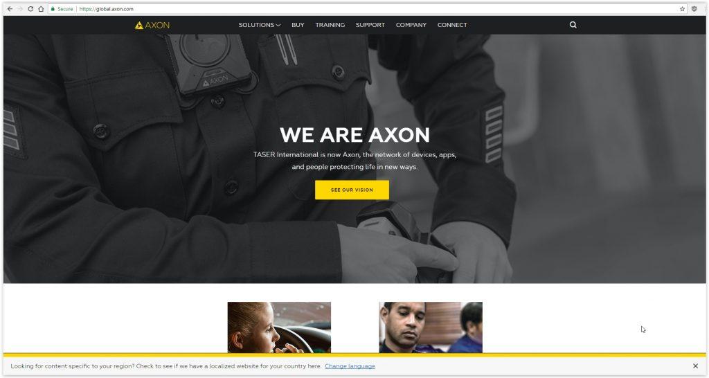 axon-website